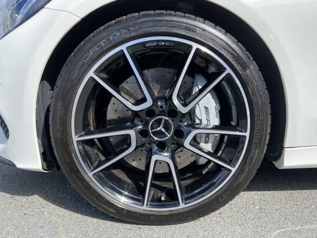 メルセデス・ベンツAMG C43ワゴン4マチック4WD