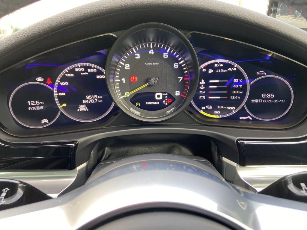 ポルシェパナメーラ4EハイブリッドエグゼクティブPDK4WD