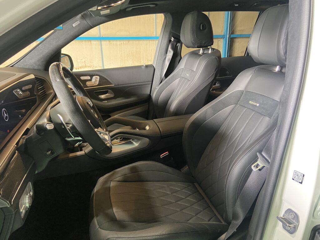 メルセデス・ベンツAMG GLS63 4マチックプラス4WD